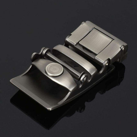 The Geess Men`s Fashion Designers Automatic Buckle Leather luxury Belts