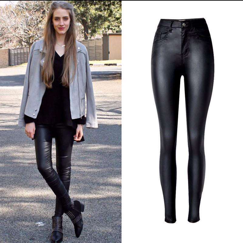 The Geess Women`s Jeans High Waist slim Skinny woman Jeans
