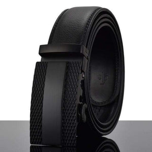Men`s Fashion Designers Automatic Buckle Leather luxury Belts