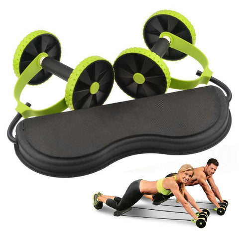 Image of thegeess Abdominal Waist Slimming Trainer  Exerciser