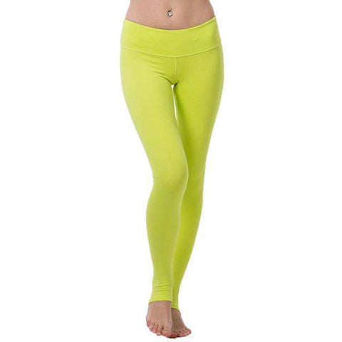 Image of thegeess Green / L Fitness Women Yoga Pants Gym Tights Fitness Pants Women Sports Leggings