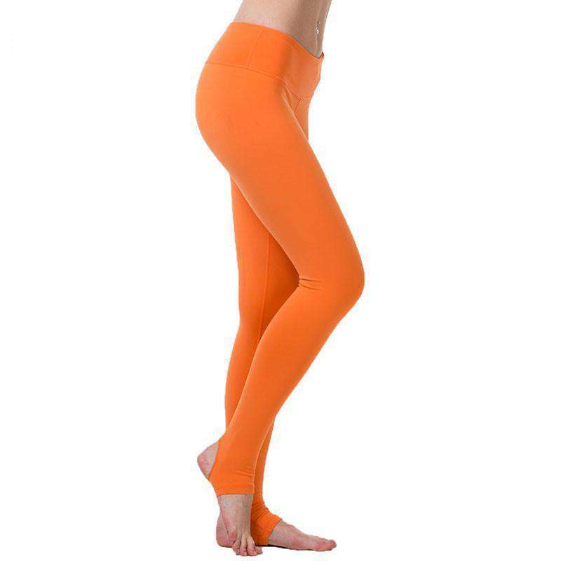 thegeess Orange / L Fitness Women Yoga Pants Gym Tights Fitness Pants Women Sports Leggings