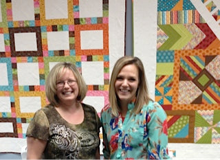 Judi Madsen & Shelley Byers Longarm Quilting Classes