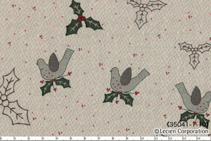Quilting Fabric Lynette Anderson Candy Cane Angels 35041-10