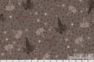 Quilting Fabric Lynette Anderson Candy Cane Angels 35042-80