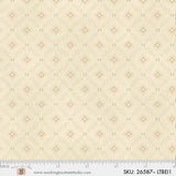 P&B Cream Wideback by King Quilts