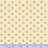 Quilting Fabric Antique Cotton White by Marcus Fabrics