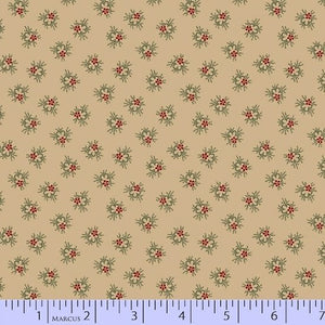 Quilting Fabric Antique Cotton Cream by Marcus Fabrics