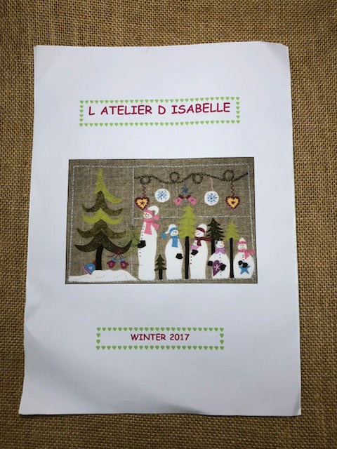 Atelier D'Isabelle Winter