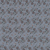 Quilting Fabric Lynette Anderson Wildflower Wood by Lecien # 35036-90