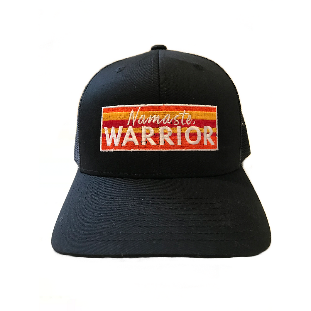 Namaste, MS Warrior: Trucker Cap