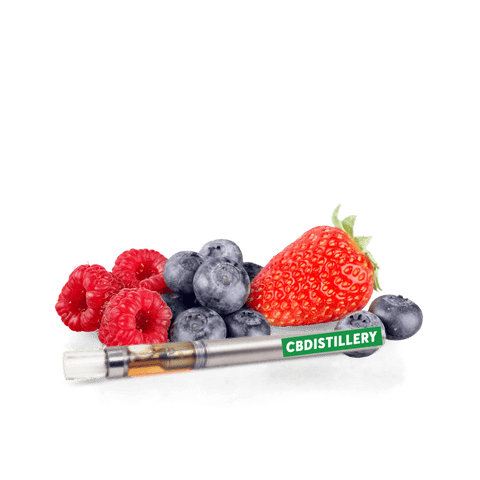 CBD Grand Daddy Purp Vape Pen - 200mg