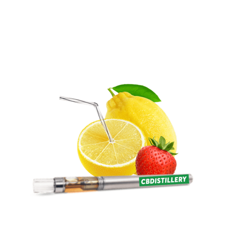 CBD Strawberry Lemonade Vape Pen - 200mg