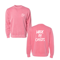 'Made By Chicks' pullover - Bev
