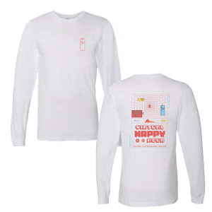 Virtual Happy Hour pullover - Bev