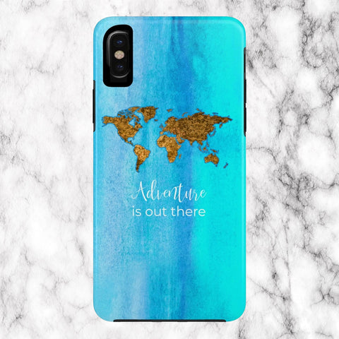Adventure is Out There Case Mate Phone Case