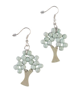 Earrings Alberello