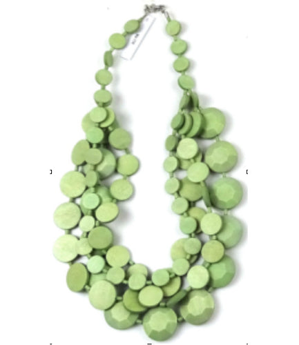 Necklace Fiorella 3D