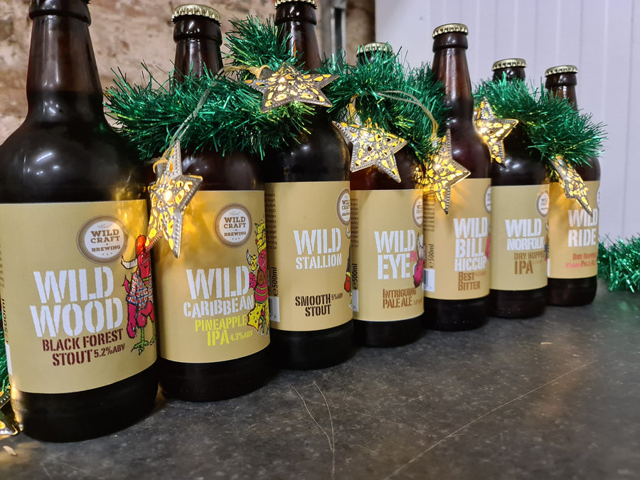 Gift pack of Wildcraft Beers (Or something for yourself)