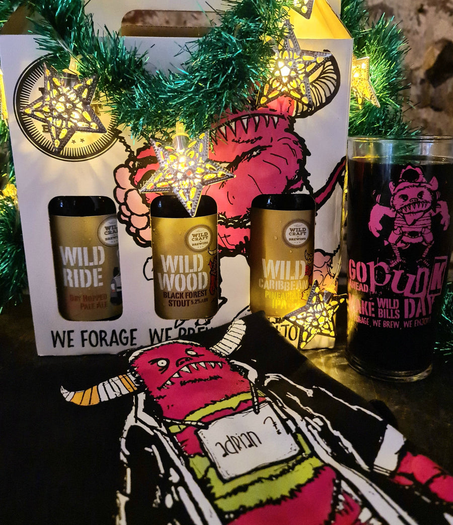 The Wild Threesome - Wildcraft Brewery