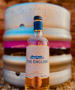 The English Whisky - Wildcraft Brewery