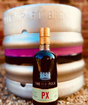 English Whisky - The Norfolk - Wildcraft Brewery