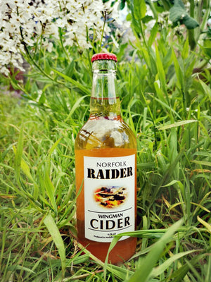 Norfolk Raider - Wingman Cider - 6.2% - Wildcraft Brewery