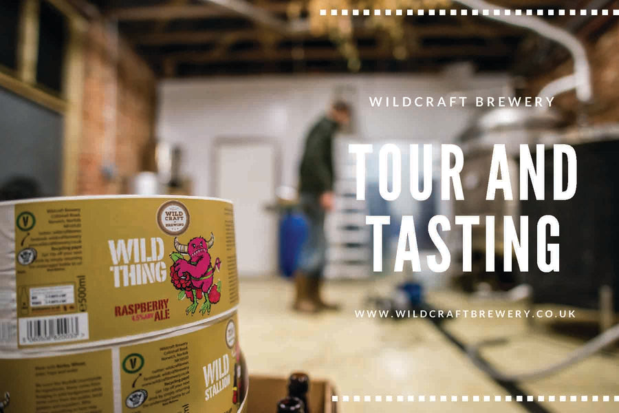 Tour Voucher - Physical - Wildcraft Brewery