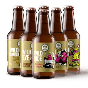 Mixed Pale Ale Pack - buy 3,6 or 12