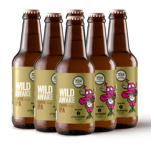 Wild Awake - 5% - Wildcraft Brewery