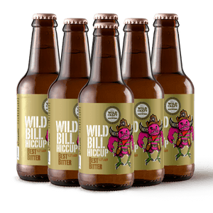 Wild Bill Hiccup - 4.5% - Wildcraft Brewery
