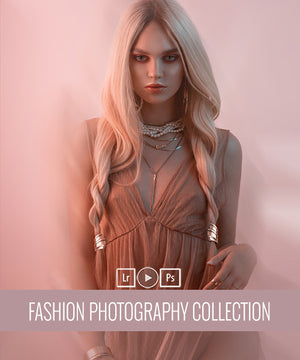 Popular! Fashion Photography Collection