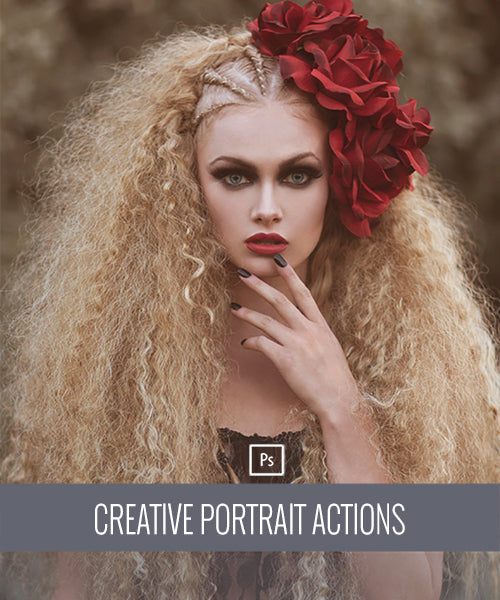 Creative Portrait Actions