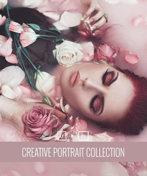 Popular! Creative Portraits Collection