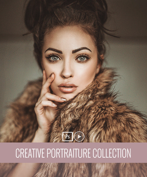 NEW! Creative Portraiture Collection II