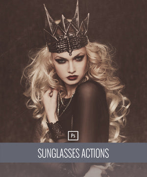 Sunglasses Actions