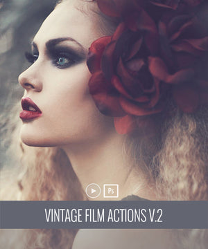 NEW! VintageFilm Actions V.2