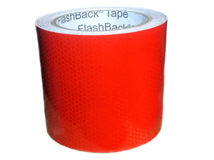 High Intensity Red Reflective Tape