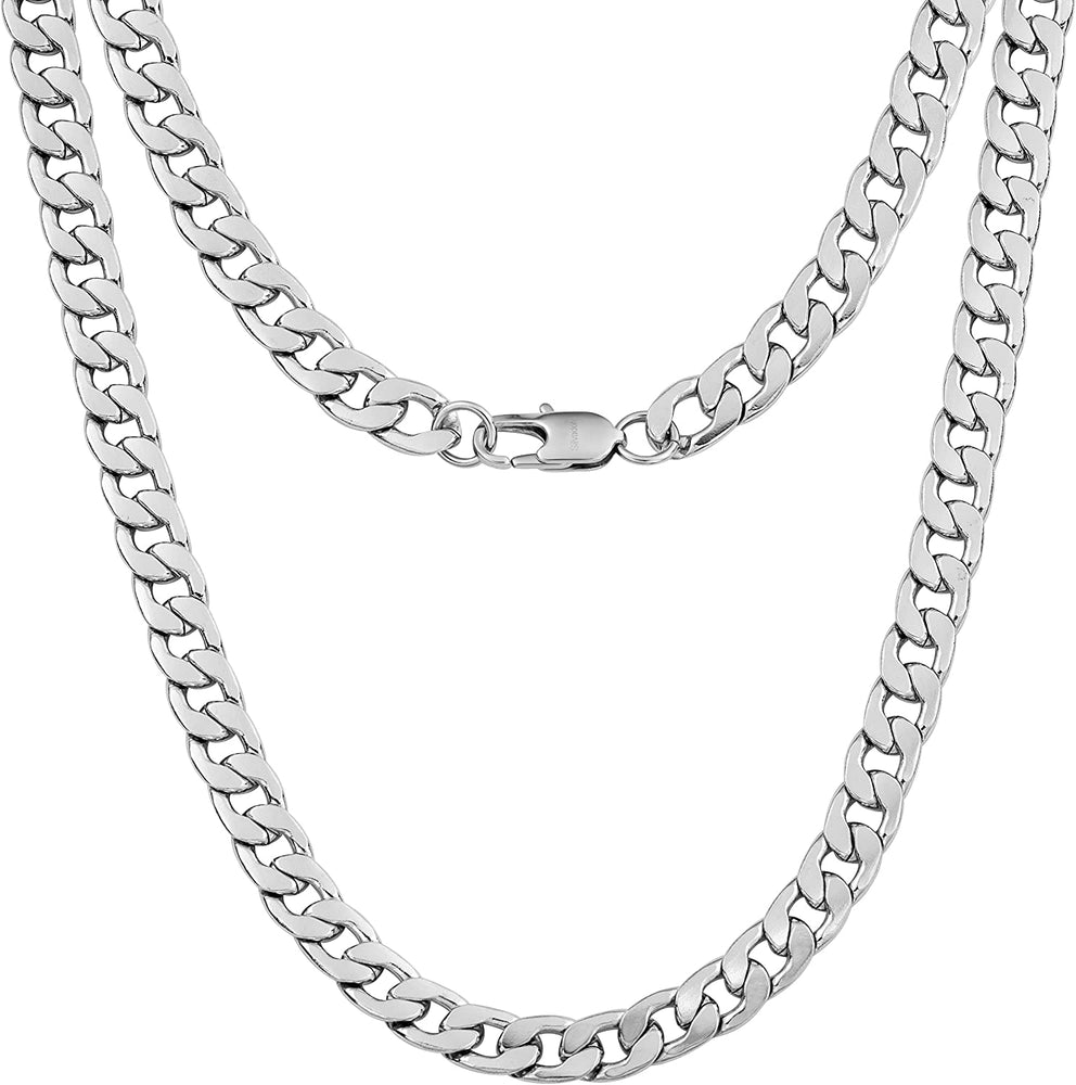 Men's Silver Chains