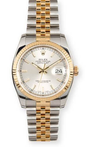 Pre-Owned Rolex Watches