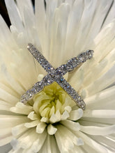 Hearts on Fire Lorelei Criss Cross Ring 1.05 Total Carats in 18K White Gold