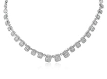 Simon G Diamond Necklace in 18K White Gold LP4458