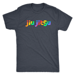 Jiu Jitsu - Rainbow Retro Star