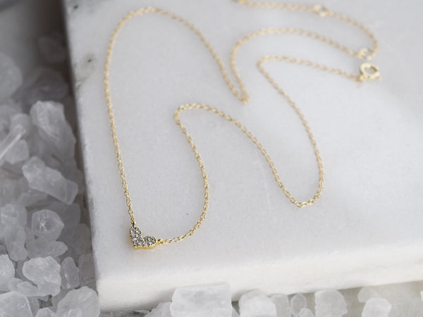 Cherie Amour Necklace