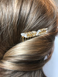 Quartz Mini Hair Comb