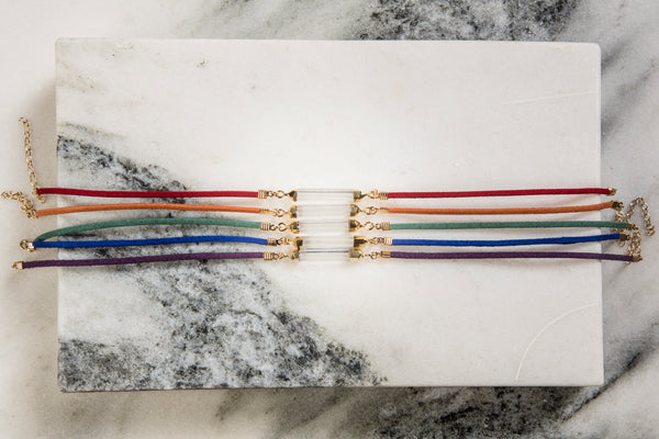Rory Ashton Gemstone Choker