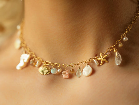Sea Shore Necklace
