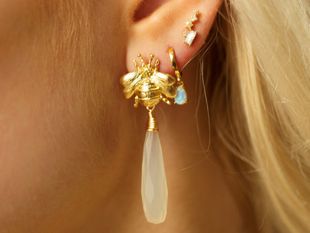 Excursion Earring - Blush