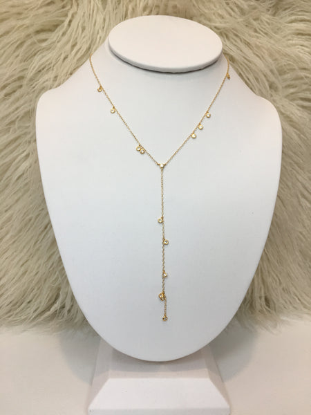 Crystal Camila Necklace