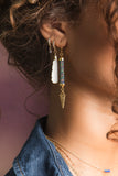Spirit Huggie Earring (Single)